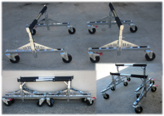 Car Stands now in stock