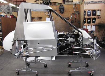 Sprint car chassis for sale 9