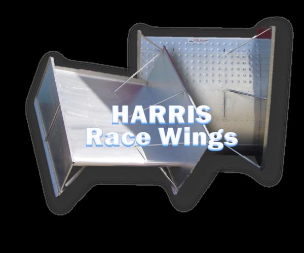 Race Wings Harris Race Cars
